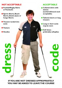 Golf Club Dress Code-01